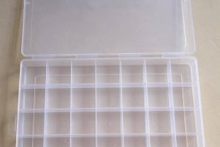 35 Compartment Plastic Storage Box