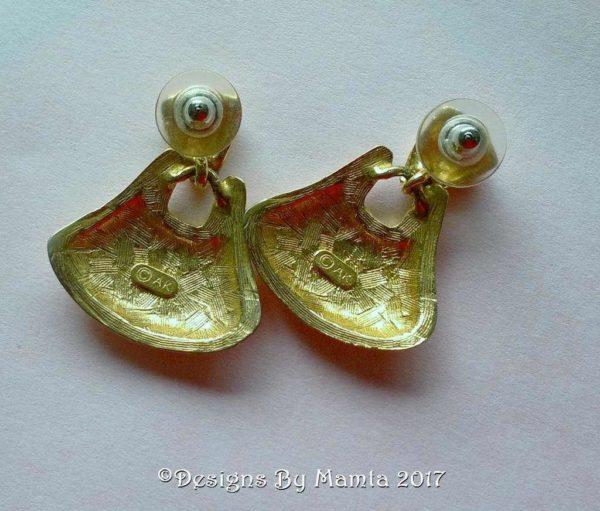 AK Vintage Earrings