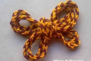 African Marigold Handmade Braided Cord