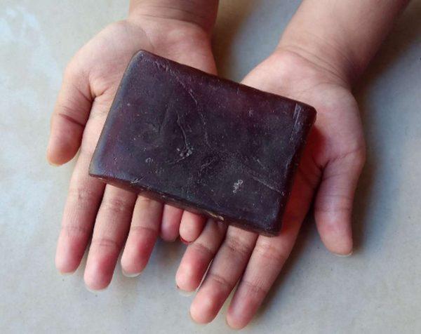 Aloevera Palmarosa Soap