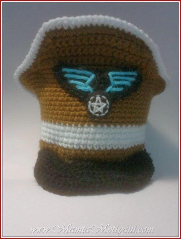 Crochet Aviator Hat Pattern For Newborn Baby | Unique Crochet Patterns