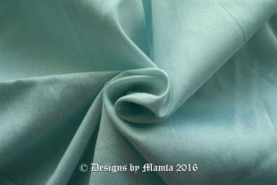 Baby Blue Silk Dupioni Indian Fabric