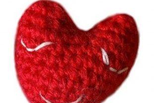 Baby Heart Amigurumi Pattern