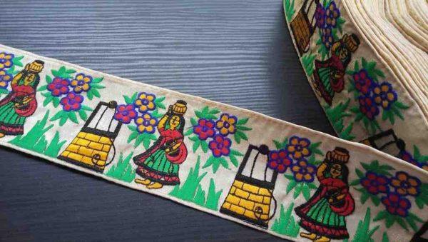 Banjara Kutchi Trim Lace
