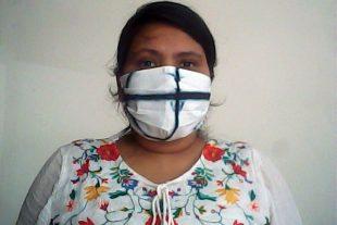 Batik Print Face Mask