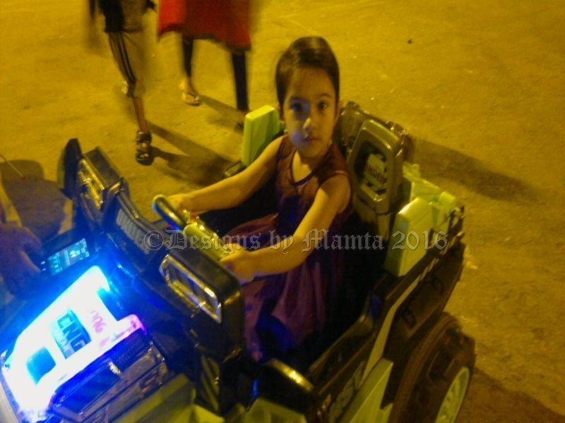 Bhayandar East Jesal Park Toy Car