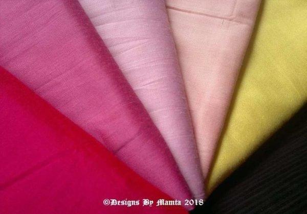 Bloomquist Parasol Dahlia Fq Fabric