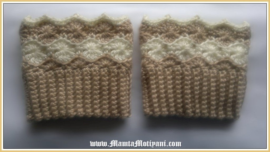 Diane Boot Cuff Crochet Pattern For Kids Unique Crochet Patterns