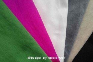 Bougainvilleas Fat Quarter Fabric Bundle