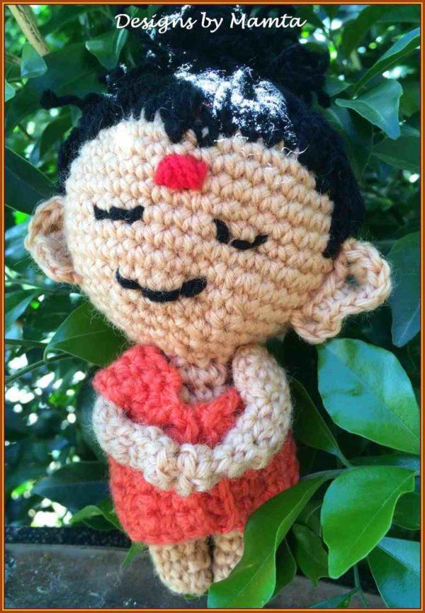 Buddha Crochet Pattern