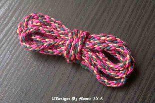 Camellia Ooh Na Na Braided Cord