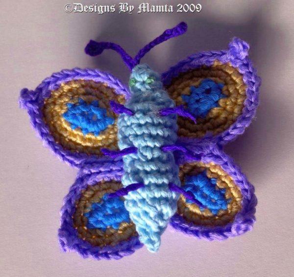 Crochet Amigurumi Toy Pattern