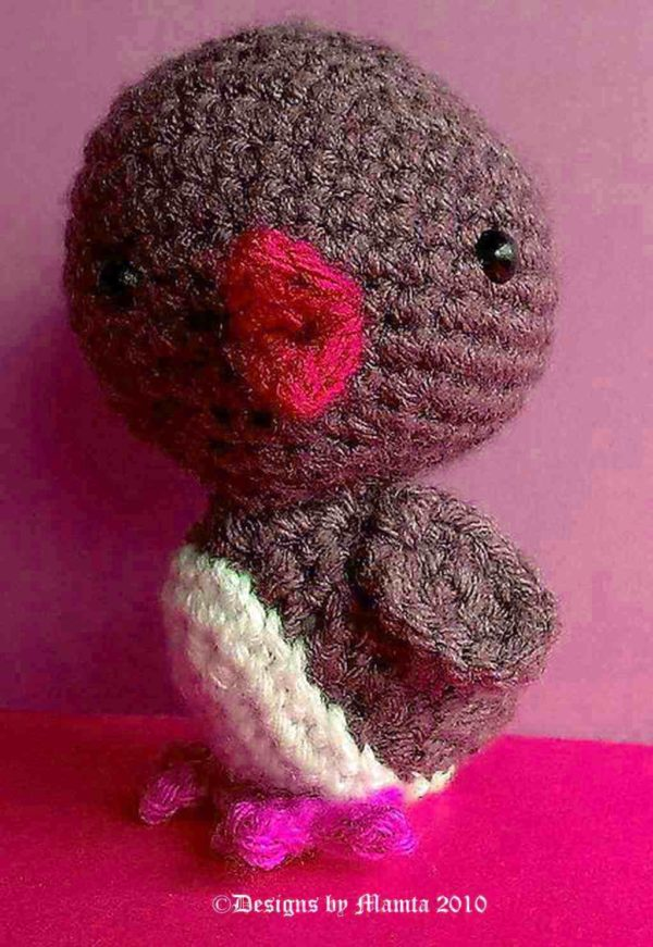 Crochet Animal Pattern