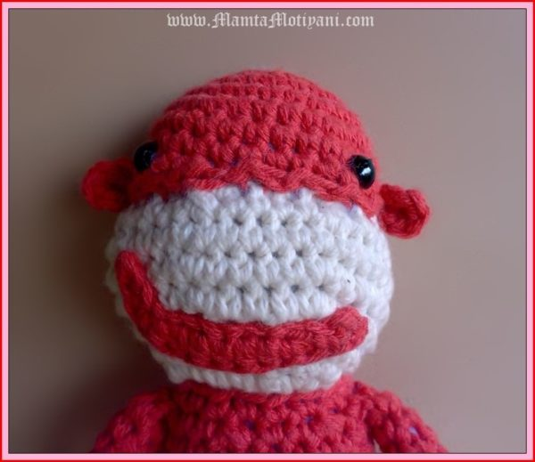 Crochet Ape Pattern