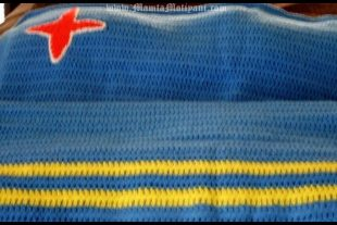 Crochet Aruba Afghan Pattern
