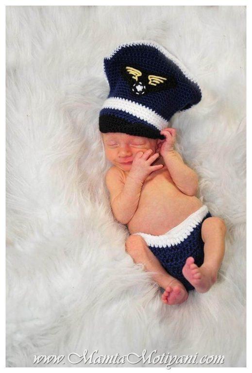 Asombroso Crochet Aviator Goggles Pattern Cresta - Manta de Tejer ...