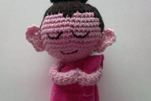 Crochet Baby Buddha Amigurumi Pattern