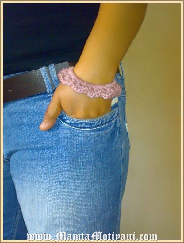 Crochet Bangle Pattern