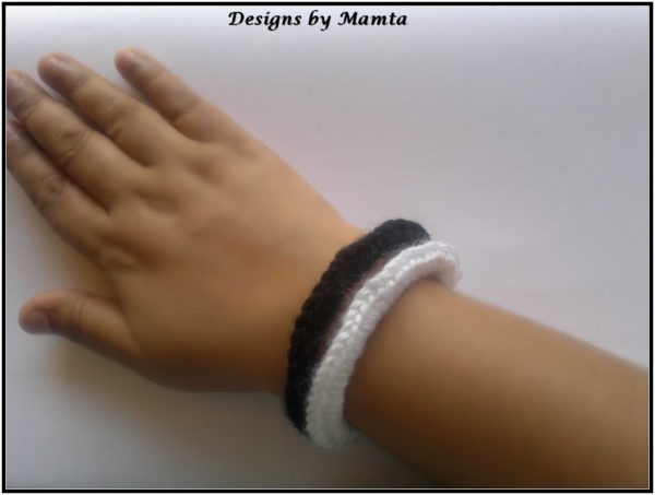 Crochet Bangle Pattern