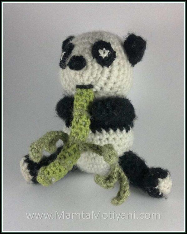Crochet Bear Pattern
