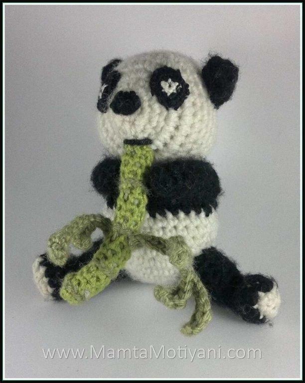 Amanda The Panda | Cute Crochet Amigurumi Toy Pattern For Children ...