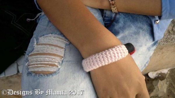 Crochet Bracelet Jewelry