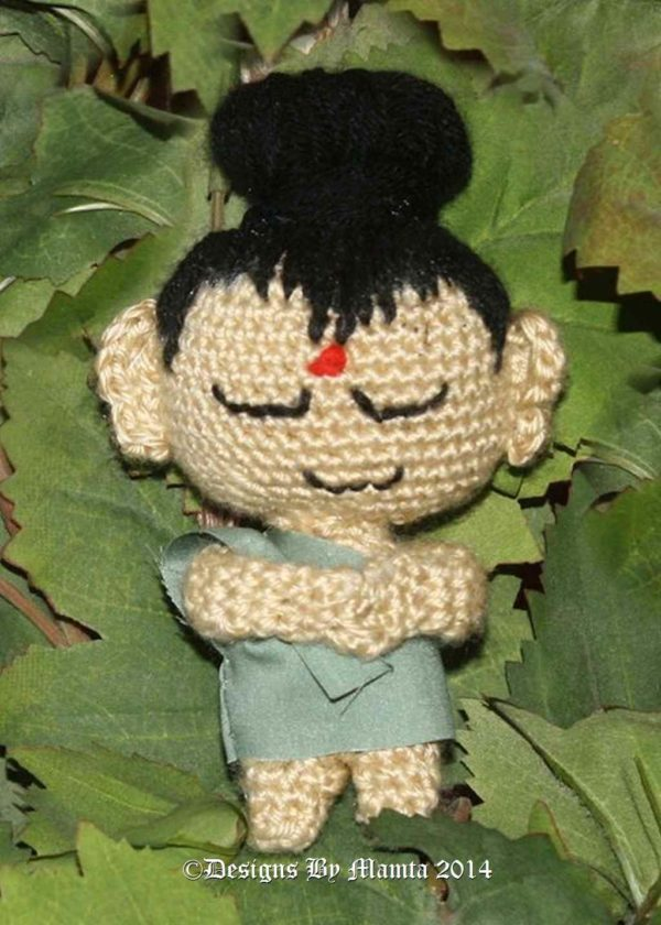 Crochet Buddha Pattern