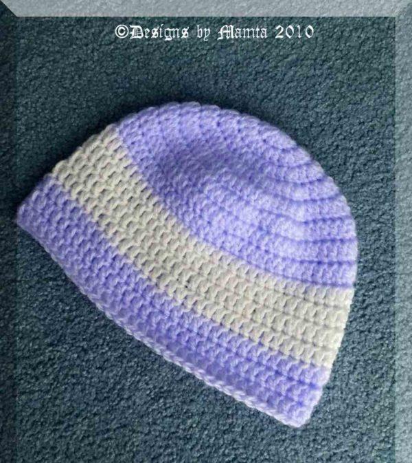Crochet Chemo Hat Pattern