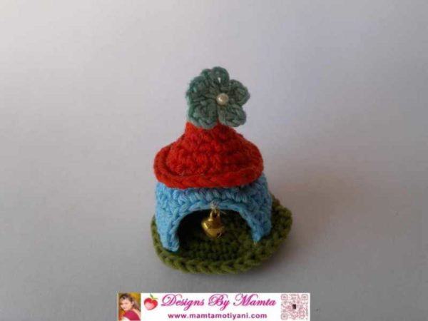 Crochet Christmas Ornament