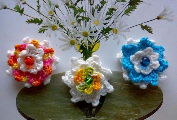 Crochet Emebellishments