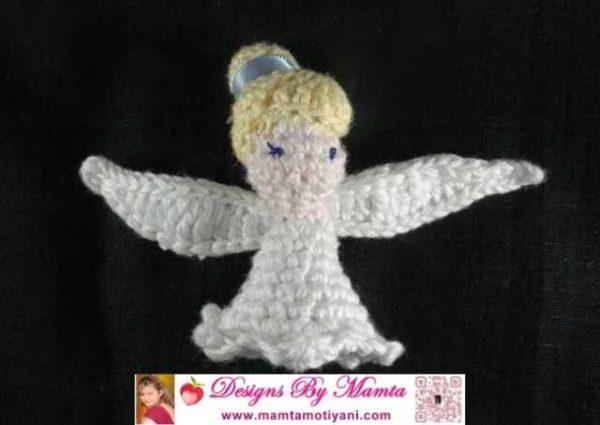 Crochet Fairy Doll
