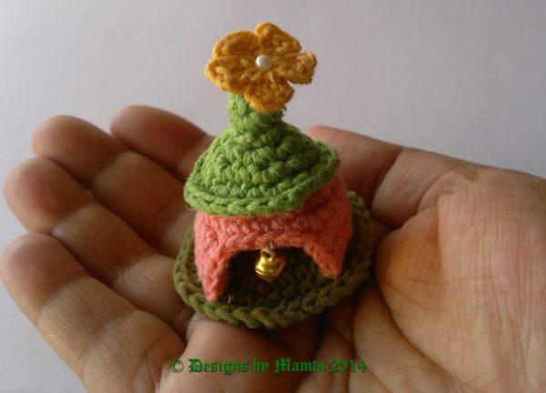 Crochet Fairy Home