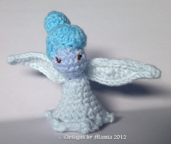 Crochet Fairy Pattern