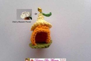 Crochet Gnome Home