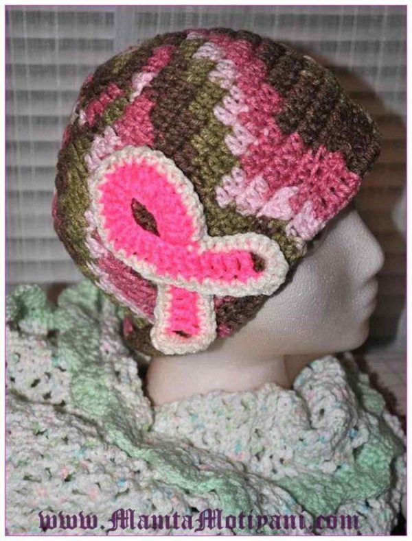Crochet Hat Pattern For 8 Year Old