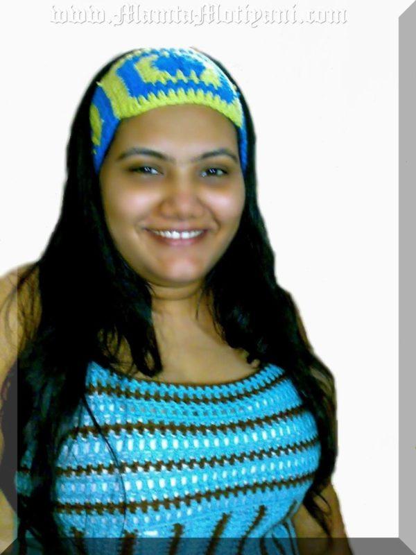 Crochet Headband Pattern For Beginners