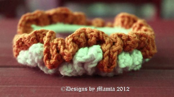 Crochet Jewelry Pattern