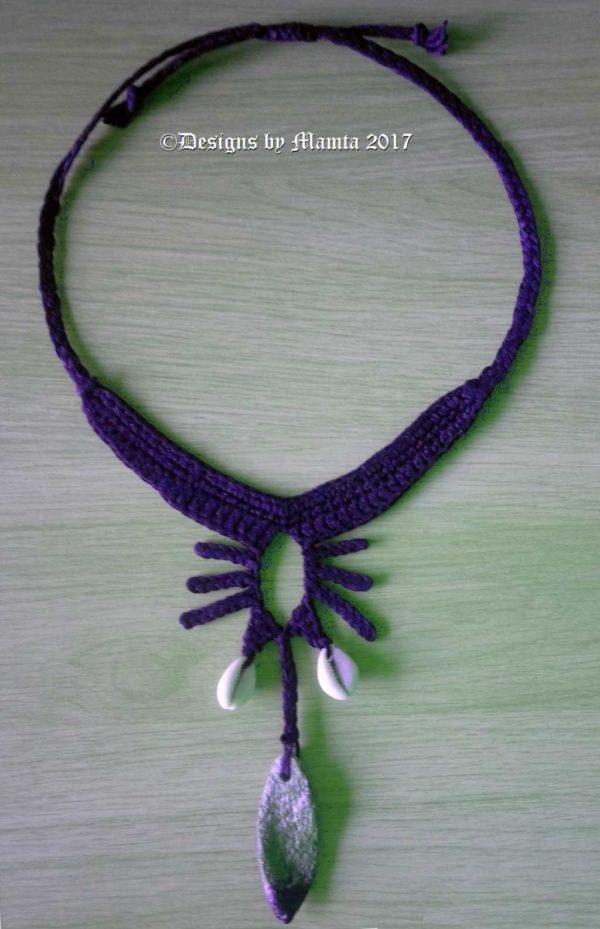 Crochet Jewelry Pattern