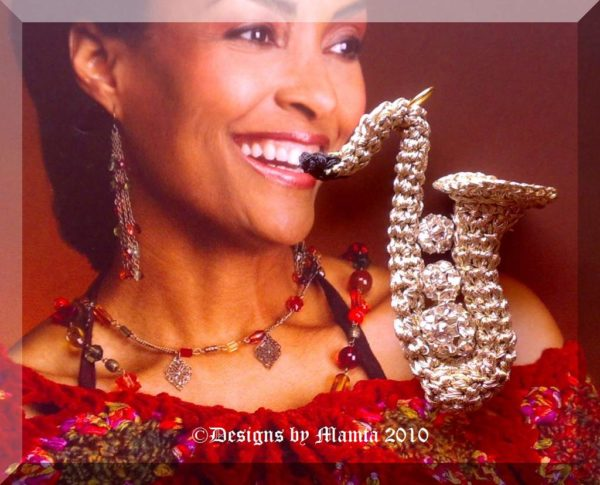 Crochet Jewelry Patterns