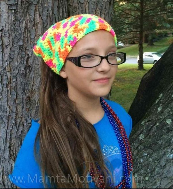 Crochet Kerchief Pattern