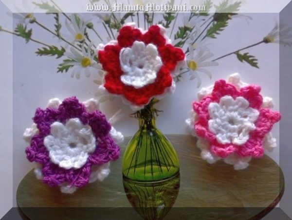 Crochet Lilly Pattern