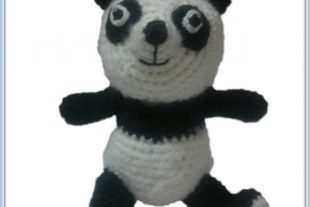 Crochet Panda Pattern