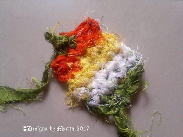 Crochet Ribbon Yarn