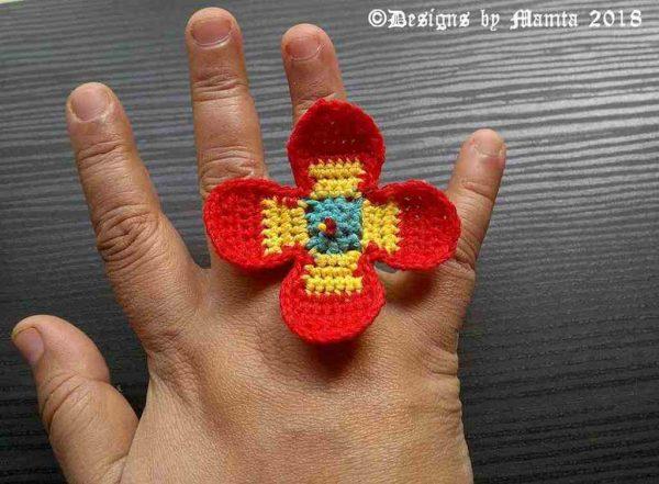 Crochet Ring