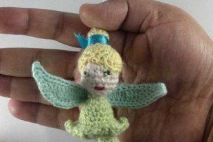 Crochet Tinkerbell Fairy