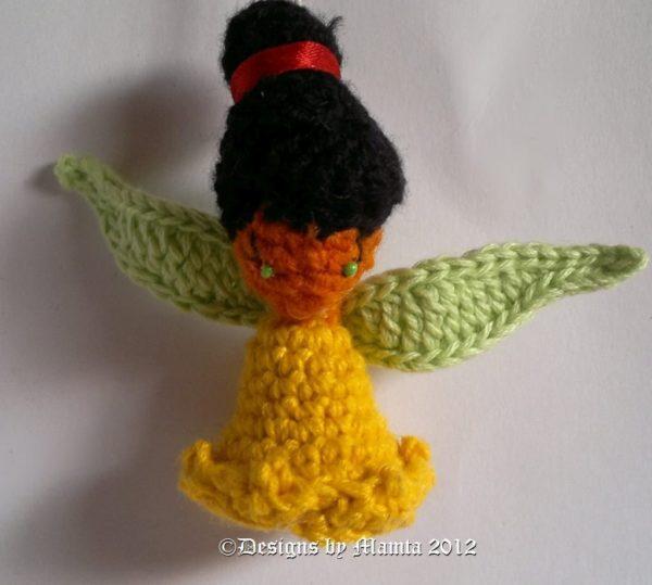 Crochet Tinkerbell Pattern