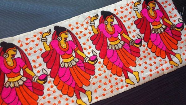 Dancing Ladies Banjara Trim