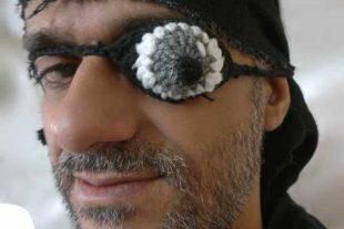 Designer Eye Patch