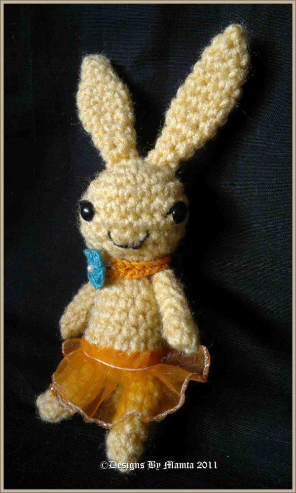 Easy Bunny Pattern