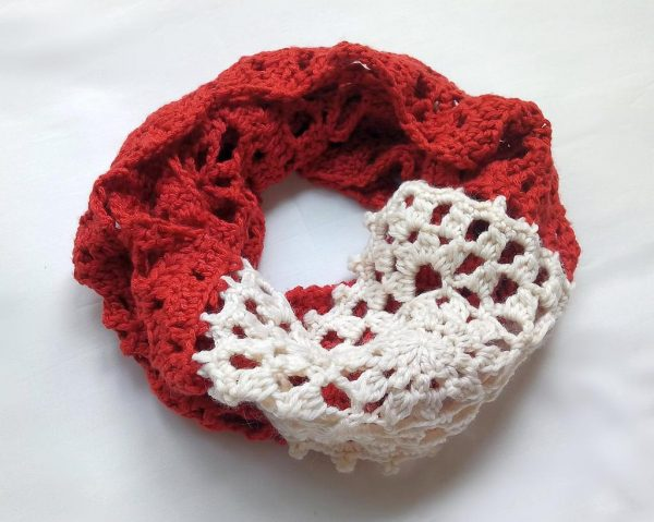 Easy Cowl Pattern